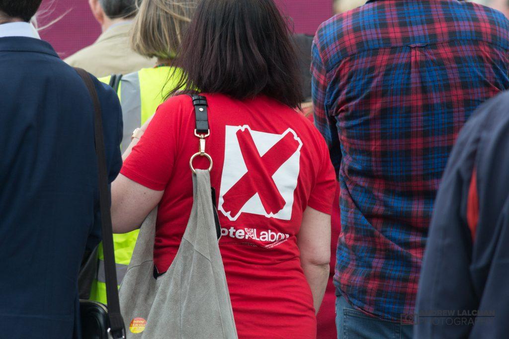 Corbyn in Watford