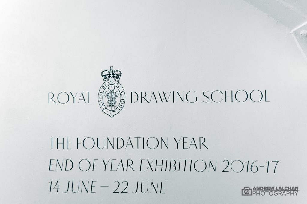 Royal Drawing School - Foundation Exhibition