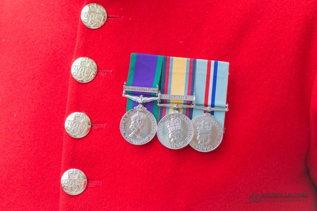 Chelsea Pensioner - Medals