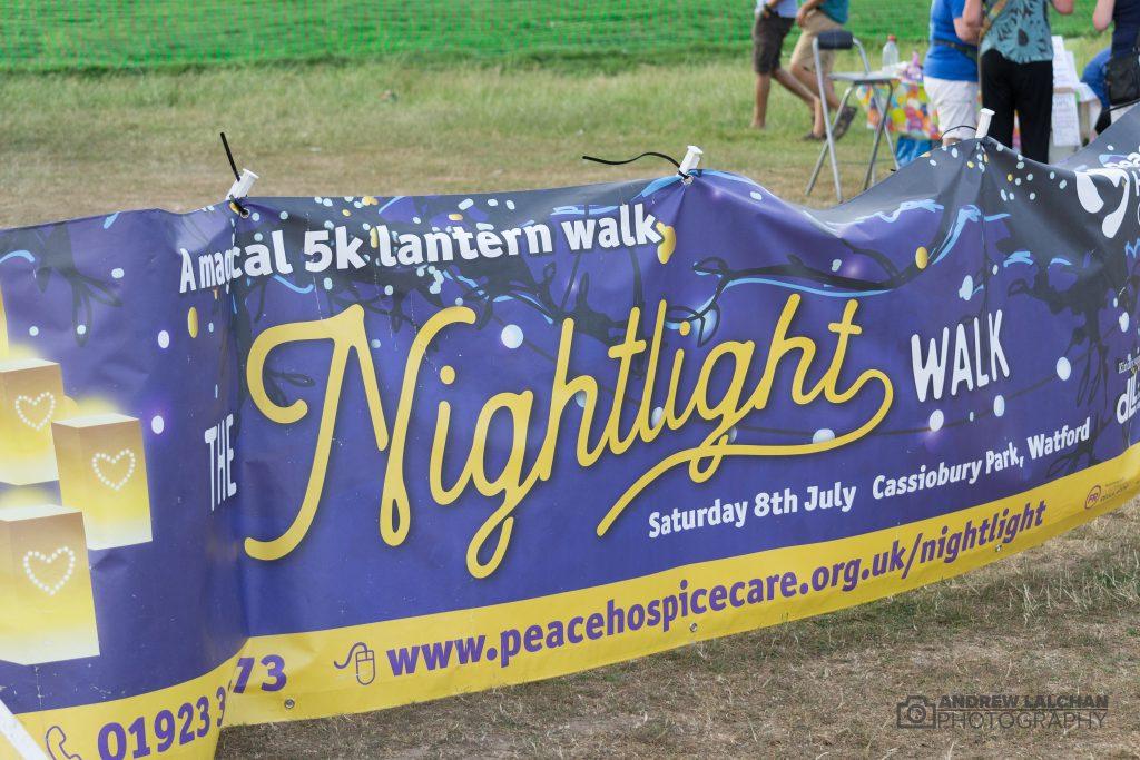Peace Hospice Care - Night Light Walk