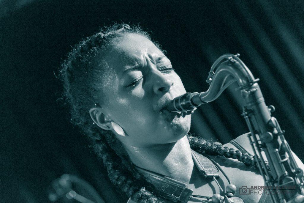 Jazz Refreshed - Nubya Garcia