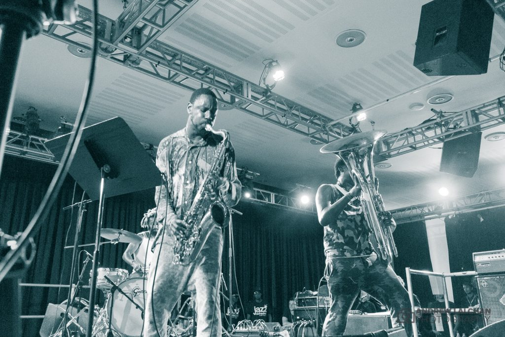 Jazz refreshed 2017 - Sons of Kemet