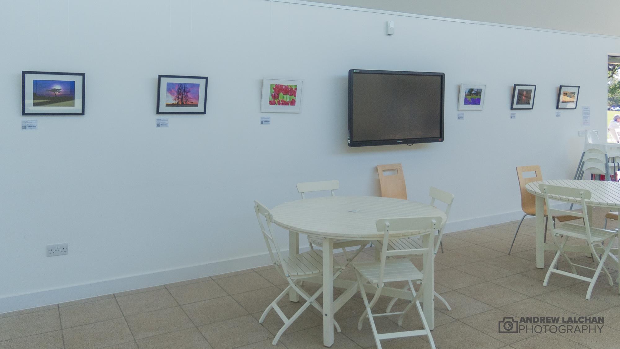 Cassiobury Park Hub exhibition