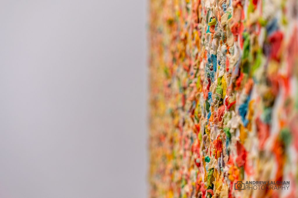 Dan Colen - Sweet Liberty exhibition