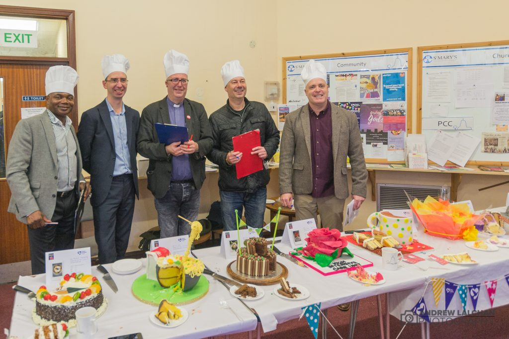 The Great Watford Bake Off