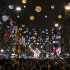 Oxford Street Lights 2017