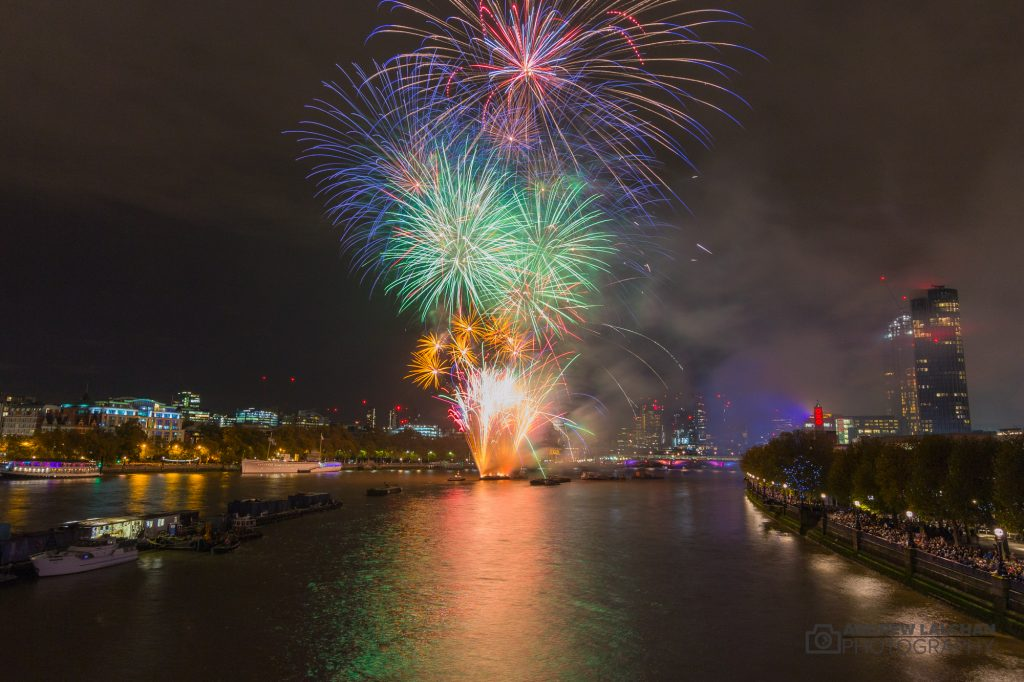 Lord Mayors Fireworks