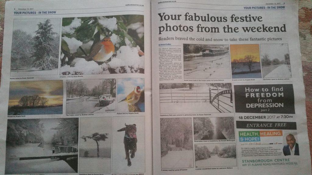 Watford Observer 17 December 2017