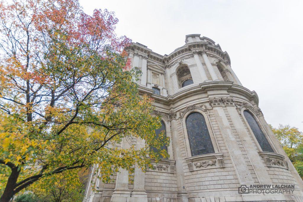 Autumn at St Pauls