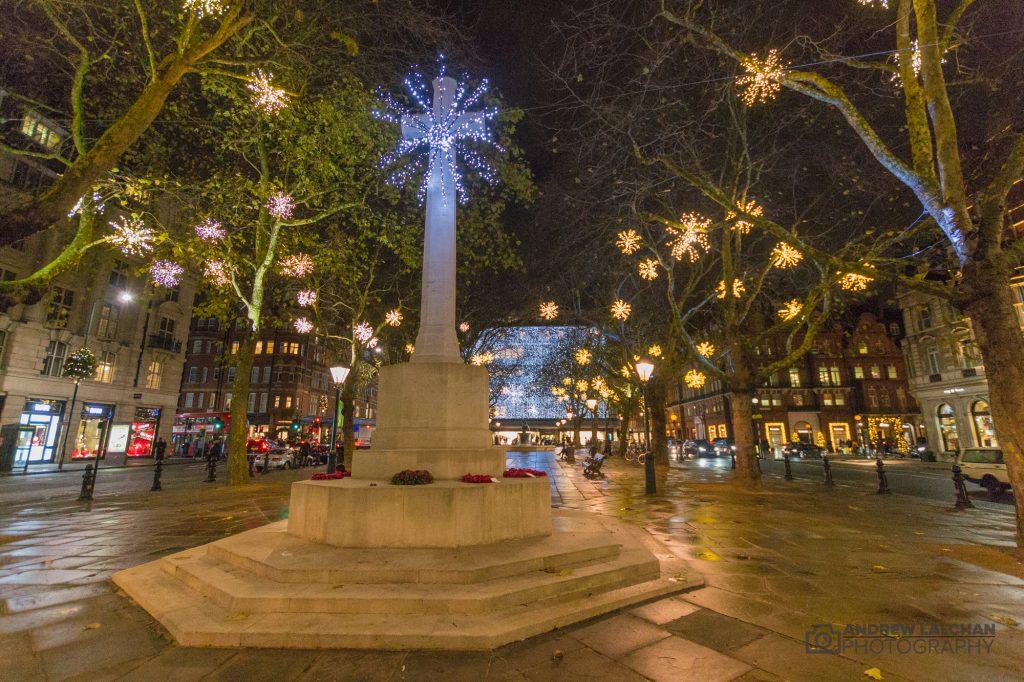 Sloan Square at Christmas