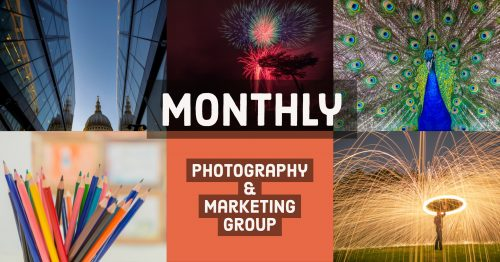 Photography & Marketing Support