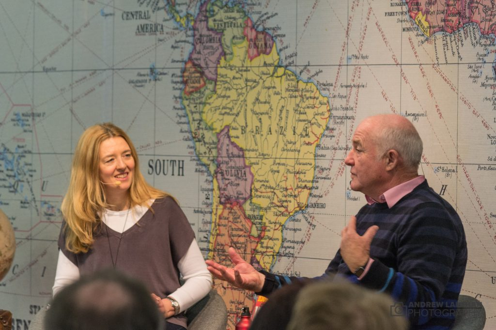 Destinations - Holiday & Travel Show 2018 - Rick Stein