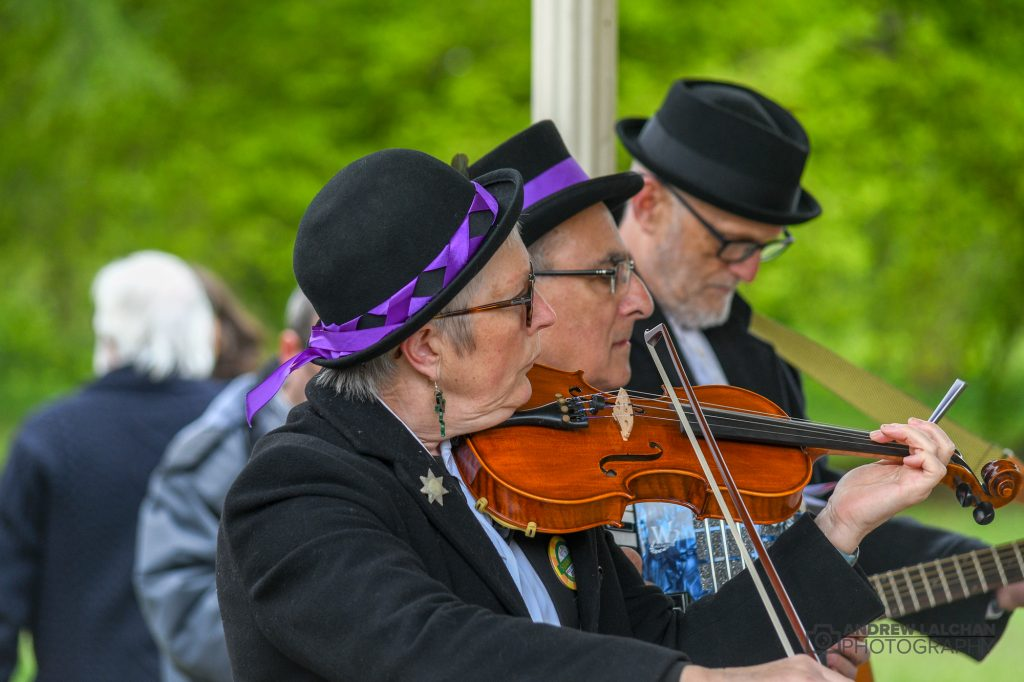 May Day Celebration in Cassiobury Park Watford
