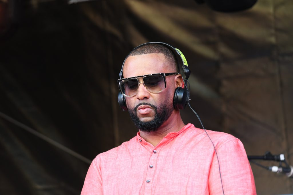 Madlib at the Maiden Voyage Festival