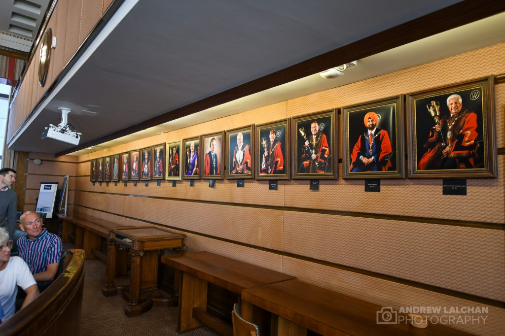 Tour of the Townhall - Heritage Open Days