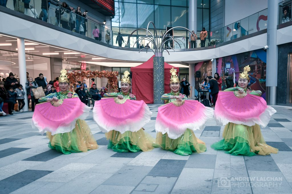 Chinese New Year at Watford Intu