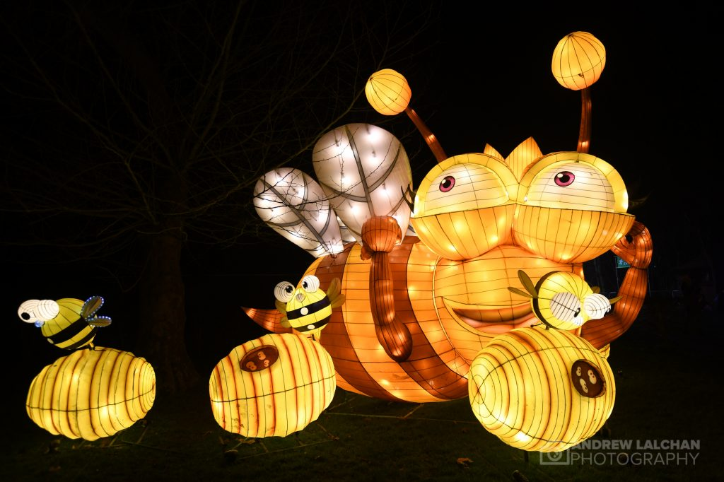 Lightopia at Chiswick House