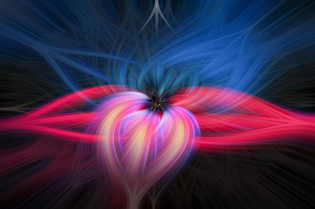 Adobe Photoshop - Twirl effect - Final Image