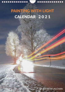 Painting with Light - Calendar 2021